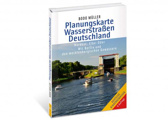 Im Osten Deutschlands gibt es viele reizvolle Ziele und Reviere für Sportbootfahrer: Seen wie die Müritz und die Berliner Seenplatte, Flüsse wie zum Beispiel die Elbe, Saale und Spree sowie Kanäle wie den Mittellandkanal und den Elbe-Havel-Kanal. Doch auf welchen Wasserwegen gelangt man dorthin und was muss der Skipper wissen, um sicher navigieren zu können?  (Bild 2 von 2)