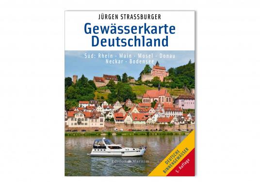 Reviere unter anderem: Der Rhein vom Rheinfall bei Schaffhausen bis Koblenz, Mosel, Main, Donau, Main-Donau-Kanal, Donau bis Passau, Bodensee.