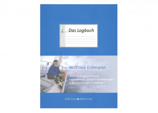 """Der bekannte Weltumsegler und Autor vieler Bücher, Wilfried Erdmann, hat mit dem Erfahrungsschatz seiner zahlreichen Törns und Langfahrten ein wirklich praxisnahes, """"benutzerfreundliches"""" Logbuch konzipiert."""
