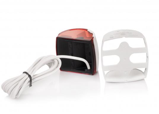 Höchste Sichtbarkeit und Sicherheit! Die NaviLED®PRO Positionslaternen vereinigen Präzisionsoptik und moderne Multivolt TM-Technik. (Bild 3 von 5)