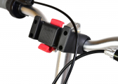 Adapter for handle bar basket