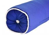 Cuscino kapok / blu