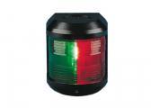 Feu bicolore rouge-vert série 41, boîtier noir