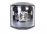 Luce testa d'albero LED Serie 43, alloggiamento nero
