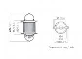 Anchor Light for Hoisting / Series 50
