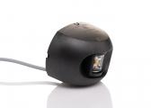 LED Hecklaterne Serie 34 / schwarzes Gehäuse