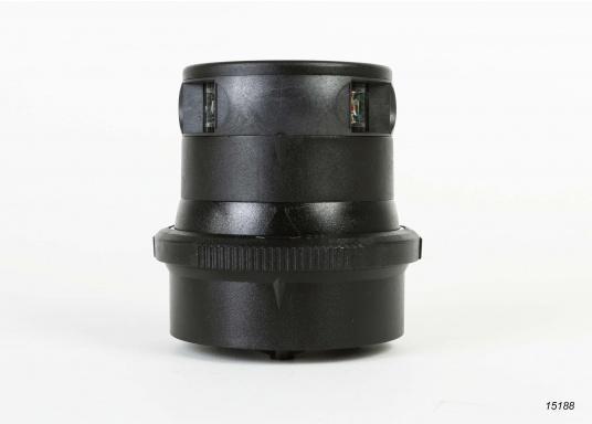 Attraktives Design, neuester technologischer Stand - die LED Serie 34. Absolut wartungsfrei, seewasserfest, UV-geschützt. Sehr geringer Energieverbrauch.  (Bild 2 von 6)