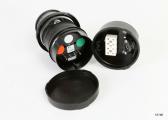 LED Tricolour-/Anchor Light Series 34 / Black Housing