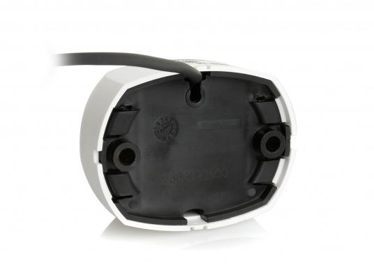 Attraktives Design, neuester technologischer Stand - die LED Serie 34. Absolut wartungsfrei, seewasserfest, UV-geschützt. Sehr geringer Energieverbrauch. (Bild 2 von 3)