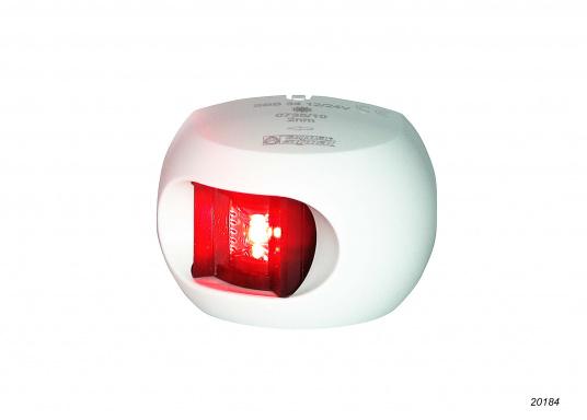 Attraktives Design, neuester technologischer Stand - die LED Serie 34. Absolut wartungsfrei, seewasserfest, UV-geschützt. Sehr geringer Energieverbrauch. (Bild 8 von 10)