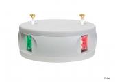 LED-Zweifarbenlaterne Serie 34 / weißes Gehäuse