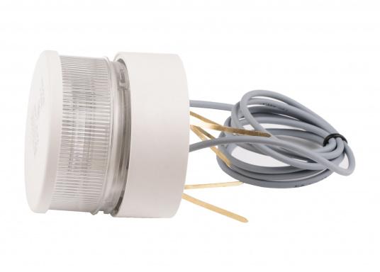 Attraktives Design, neuester technologischer Stand - die LED Serie 34. Absolut wartungsfrei, seewasserfest, UV-geschützt. Sehr geringer Energieverbrauch. (Bild 3 von 6)