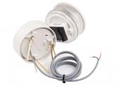 Red LED Signal Lamp Series 34 / White Housing