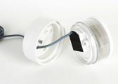 LED-Ankerlaterne Serie 34 / weißes Gehäuse