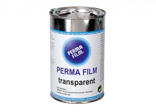 Perma film : peut être appliqué en second traitement. Il stabilise le Fluid Film et sèche pour former une couche dure. Il apporte une meilleure résistance à l&#39&#x3B;abrasion, ce qui le rend pratique pour le traitement des sols.