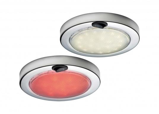 Plafoniere Per Nautica : Aqua signal lampada per interni a led colombo acciaio inossidabile