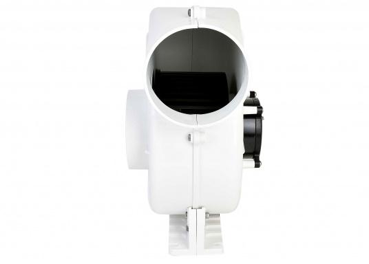 Dieser leistungsstarke Elektrolüfter ist besonders gut für Pantry, WC und Motorraum geeignet. (Bild 4 von 5)