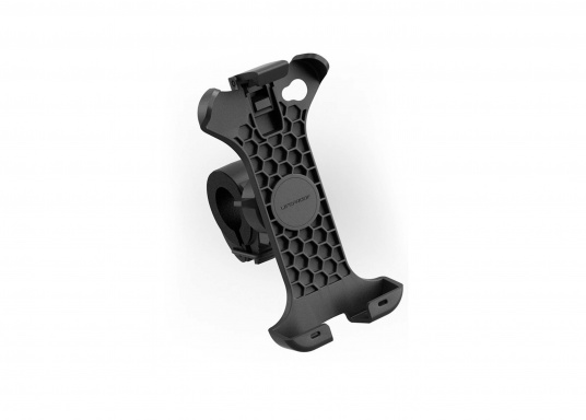 Throw away that plastic bag! With the LifeProof Bike and Bar Mount for your iPhone 4/4S Case, you will be able to bring your mobile device with you on that biking adventure in all weather conditions. (Image 2 of 5)