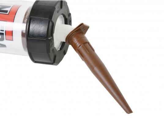 Konstruktionskleber zum elastischen, hochmodulen Verkleben von unterschiedlichen Materialien.  (Bild 8 von 9)