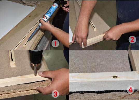 Konstruktionskleber zum elastischen, hochmodulen Verkleben von unterschiedlichen Materialien.  (Bild 9 von 9)