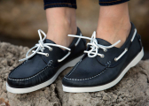 CLASSIC Deck Shoe / dark blue