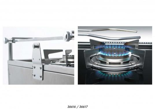 DOMETIC Gas cooker and oven with grill - Moonlight Three