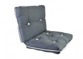 Image of Kapok Double Cushion / anthracite