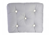 Image of Kapok Single Cushion / light grey