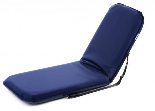 Comfort di seduta a bordo, in campeggio, in giardino e in spiaggia. Il Comfort Seat offre comodi posti a sedere in 6 posizioni con uno schienale extra lungo. (Immagine 5 di 10)