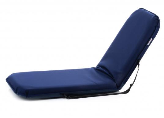 Comfort di seduta a bordo, in campeggio, in giardino e in spiaggia. Il Comfort Seat offre comodi posti a sedere in 6 posizioni con uno schienale extra lungo.