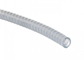 PVC Schlauch mit Stahleinlage