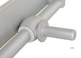 BORKUM Collapsible Aluminum Gangway