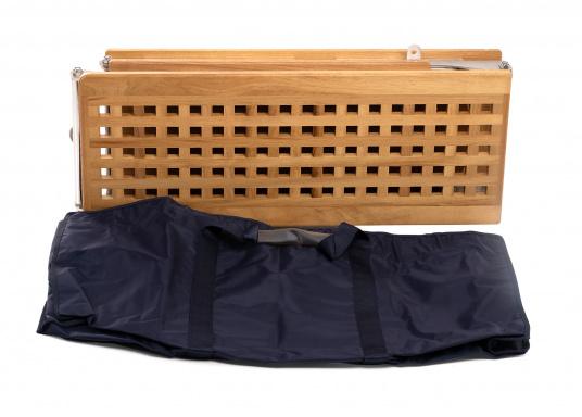 Ces passerelles en bois sont non seulement magnifiques, mais aussi pratiques et innovantes.  (Image 5 de 8)