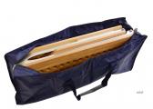 Klappbare Holz-Gangway NORDERNEY