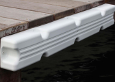 Dock Fender / angle adjustable / 1000 x 120 x 70 mm