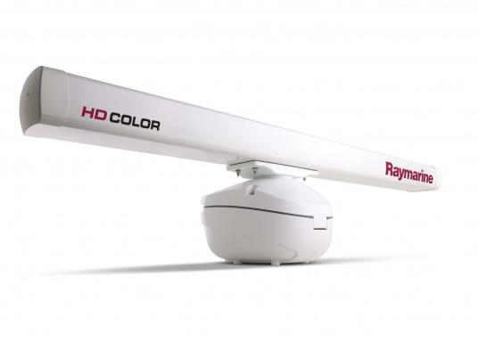 Durchblick in Perfektion! Die leistungsstarke Raymarine HD Color Technologie liefert, wie nie zuvor, eine verbesserte Zielerkennung, da nahezu alle Störbilder und Störgeräusche eliminiert werden.