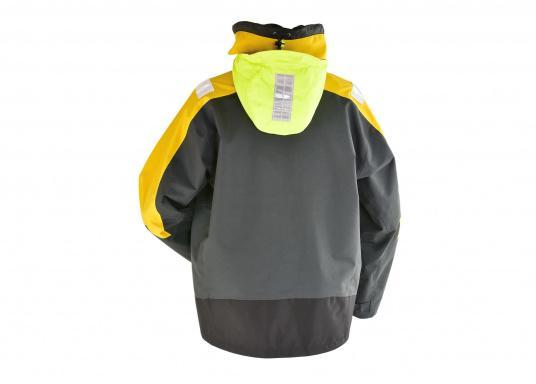 Hochfunktionale, strapazierfähige und komfortable Wetter- und Wassersportbekleidung, zu 100% wasser- und winddicht und besonders atmungsaktiv. Einsatzgebiet: Ideal für den Offshore-Einsatz geeignet.  (Bild 5 von 13)