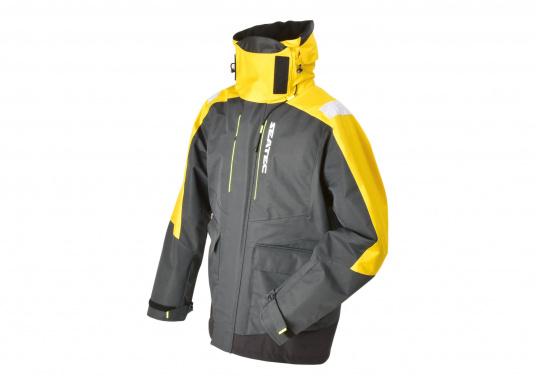 Hochfunktionale, strapazierfähige und komfortable Wetter- und Wassersportbekleidung, zu 100% wasser- und winddicht und besonders atmungsaktiv. Einsatzgebiet: Ideal für den Offshore-Einsatz geeignet.  (Bild 3 von 13)
