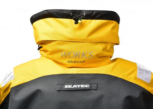 Hochfunktionale, strapazierfähige und komfortable Wetter- und Wassersportbekleidung, zu 100% wasser- und winddicht und besonders atmungsaktiv. Einsatzgebiet: Ideal für den Offshore-Einsatz geeignet.  (Bild 9 von 13)