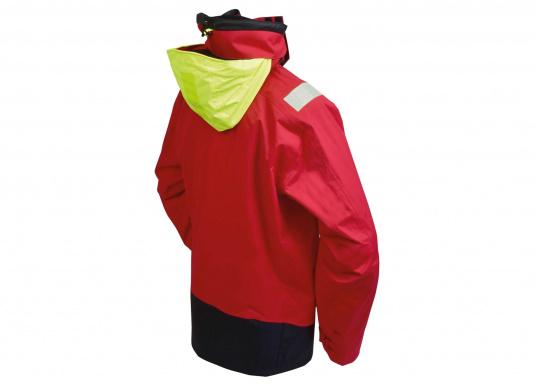Hochfunktionale, strapazierfähige und komfortable Wetter- und Wassersportbekleidung, zu 100% wasser- und winddicht und besonders atmungsaktiv. Einsatzgebiet: Ideal für den Offshore-Einsatz geeignet.  (Bild 2 von 14)