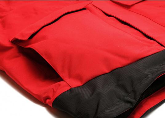 Hochfunktionale, strapazierfähige und komfortable Wetter- und Wassersportbekleidung, zu 100% wasser- und winddicht und besonders atmungsaktiv. Einsatzgebiet: Ideal für den Offshore-Einsatz geeignet.  (Bild 11 von 14)