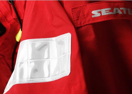 Hochfunktionale, strapazierfähige und komfortable Wetter- und Wassersportbekleidung, zu 100% wasser- und winddicht und besonders atmungsaktiv. Einsatzgebiet: Ideal für den Offshore-Einsatz geeignet.  (Bild 12 von 14)