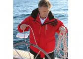 Sailing Jacket WORKS advanced / red