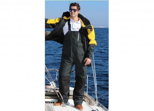 Die Offshore Hose WORKS advanced passt ideal zur SEATEC Offshore Jacke WORKS advanced. Komplett gefüttert und ebenfalls aus demselben, hochwertigen Material gefertigt.  (Bild 7 von 14)