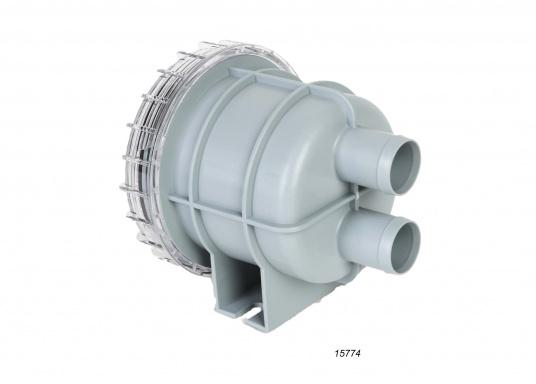 Diese Seewasserfilter sind ideal zur Reinigung des Seewassers bei Ein-Kreis- und Zwei-Kreis-Kühlsystemen geeignet. Erhältlich in verschiedenen Ausführungen. ACHTUNG: Es handelt sich NICHT um Originalteile der Motorenhersteller!  (Bild 2 von 7)