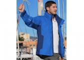 LITE Men's Inshore Jacket / blue
