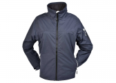 Image of Ladies Crew Jacket / navy
