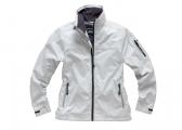 Image of Ladies Crew Jacket / silver