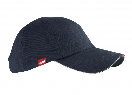 ... Comfortable sailing cap made from brushed cotton. (Image 1 of 3) ... f5b7bef6a49e