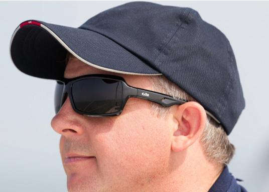 Komfortables Segel Cap aus gebürsteter Baumwolle. (Bild 3 von 3)